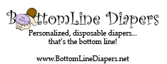 Bottom Line Diaper Banner Ad