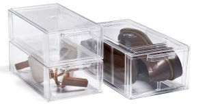 The Container Store Shoe Box